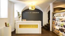 Rezeption des Salon Hair by Lederer